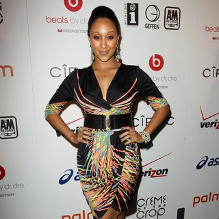 Tamera Mowry in The Interscope Geffen A and M Records Fourth Annual Creme of The Crop Post-BET Awards
