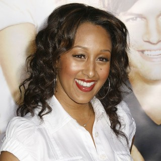 Tamera Mowry in Los Angeles Premiere of What Happens in Vegas... - Arrivals
