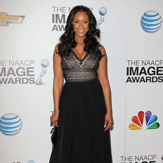 Tami Roman in The 44th NAACP Image Awards