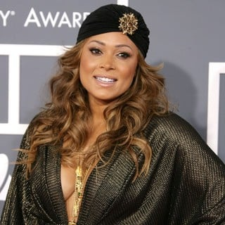Tamia in 55th Annual GRAMMY Awards - Arrivals