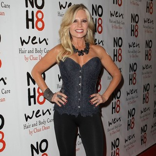 Tamra Barney in NOH8 Celebrity Studded 4th Anniversary Party - Arrivals