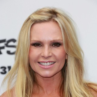 The Los Angeles Premiere of The Smurfs 2 - Arrivals - tamra-barney-premiere-the-smurfs-2-01