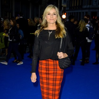Tamzin Outhwaite in Filth UK Film Premiere - Arrivals