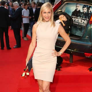 Tania Bryer in The Sweeney UK Film Premiere - Arrivals