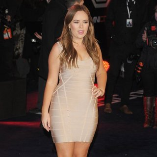 Tanya Burr in The World Premiere of RoboCop - Arrivals