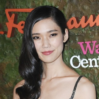 Tao Okamoto in Opening Night Gala of The Wallis Annenberg Center for The Performing Arts