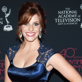 Tara Perry in 40th Annual Daytime Entertainment Creative Arts Emmy Awards