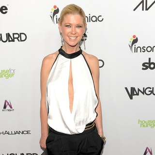 Tara Reid in OK! Magazine's Pre-GRAMMY Party - Arrivals