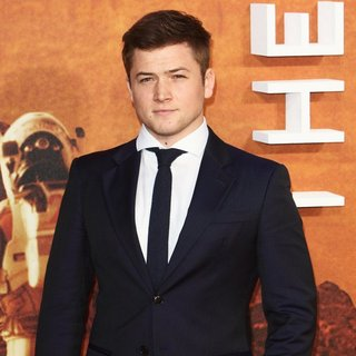 The European Premiere of The Martian - Arrivals