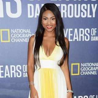Tashiana R. Washington-National Geographic's Years of Living Dangerously Season 2 World Premiere - Red Carpet Arrivals