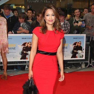 Tasmin Lucia Khan in Larry Crowne UK Premiere - Arrivals