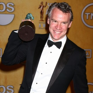 Tate Donovan in 19th Annual Screen Actors Guild Awards - Press Room