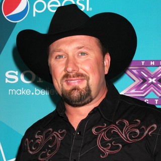 Tate Stevens in FOX's The X Factor Finalists Party - Arrivals