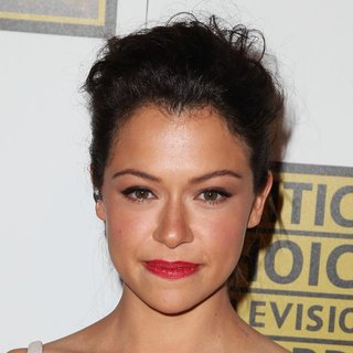Tatiana Maslany in 4th Annual Critics' Choice Television Awards
