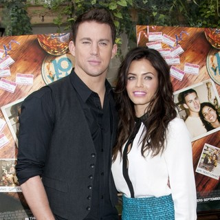 Channing Tatum, Jenna Dewan in 10 Years Brunch Reunion Event - Arrivals
