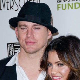 Channing Tatum, Jenna Dewan in The 2012 Concert for The Rainforest Fund Afterparty - Arrivals