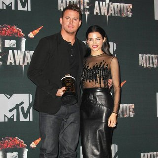 MTV Movie Awards 2014 - Press Room
