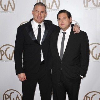 Channing Tatum, Jonah Hill in 24th Annual Producers Guild Awards - Arrivals