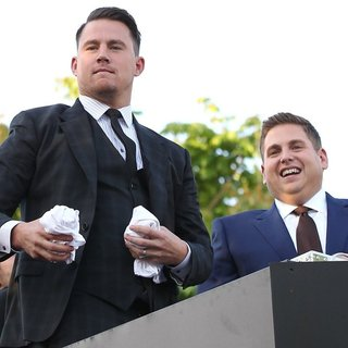 Channing Tatum, Jonah Hill in Premiere of Columbia Pictures' 22 Jump Street