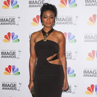Tatyana Ali in The 43rd Annual NAACP Awards - Arrivals