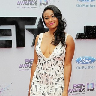 Tatyana Ali in The 2013 BET Awards - Arrivals