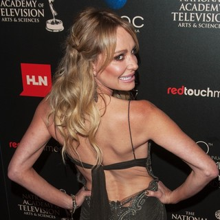 Taylor Armstrong in The 40th Annual Daytime Emmy Awards - Arrivals