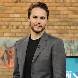 Taylor Kitsch in Taylor Kitsch Appears on The Marilyn Denis Show