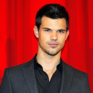 Taylor Lautner in The German Premiere of The Twilight Saga's Breaking Dawn Part I