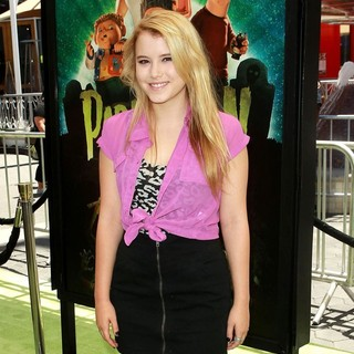 Taylor Spreitler in World Premiere of ParaNorman