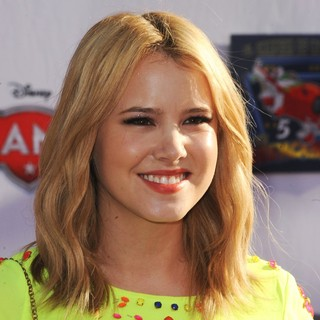 Taylor Spreitler in Los Angeles Premiere of Disney's Planes