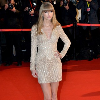 Taylor Swift in 2013 NRJ Music Awards - Arrivals