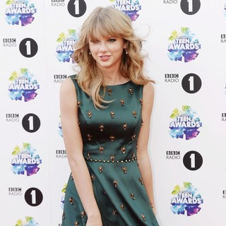Taylor Swift - BBC Radio One Teen Awards