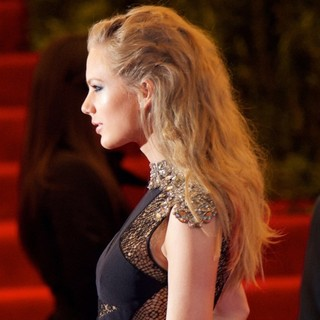 Taylor Swift in PUNK: Chaos to Couture Costume Institute Gala