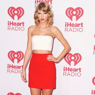 Taylor Swift - iHeartRadio Music Festival 2014 - Arrivals