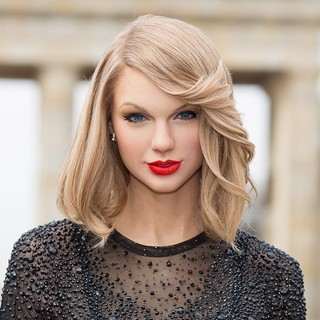 Taylor Swift in Taylor Swift Wax Figure Unveiling by Madame Tussauds ...
