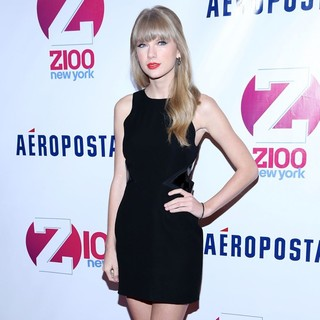 Taylor Swift - Z100's Jingle Ball 2012 Presented by Aeropostale - Arrivals