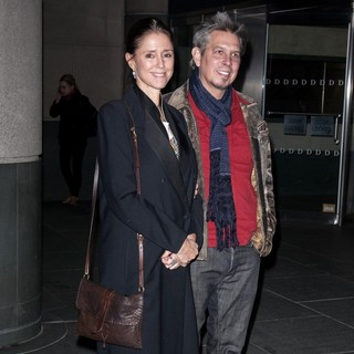 Julie Taymor, Elliot Goldenthal in Screening of Silver Linings Playbook - Arrivals