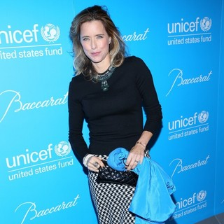 Tea Leoni in 8th Annual UNICEF Snowflake Ball
