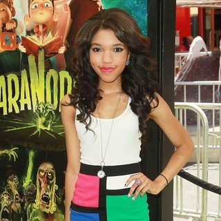 Teala Dunn in World Premiere of ParaNorman