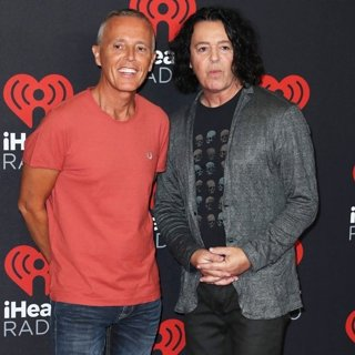 Tears for Fears-2016 iHeartRadio Music Festival - Arrivals