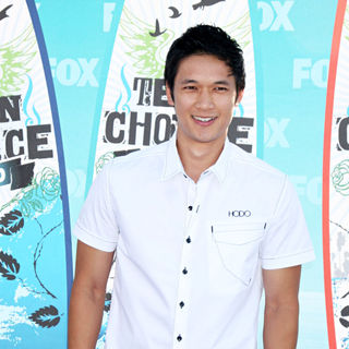 Harry Shum Jr. in The 12th Annual Teen Choice Awards 2010