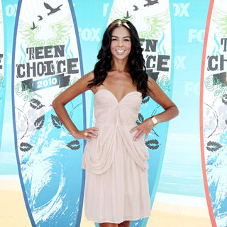 Terri Seymour in The 12th Annual Teen Choice Awards 2010
