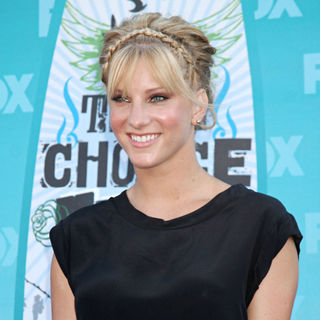 Heather Morris in The 12th Annual Teen Choice Awards 2010