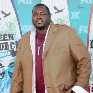 Quinton Aaron in The 12th Annual Teen Choice Awards 2010