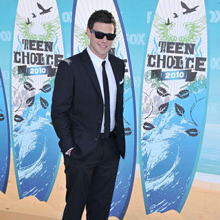 Cory Monteith in The 12th Annual Teen Choice Awards 2010