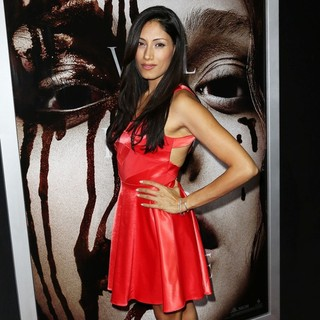 Tehmina Sunny in Premiere of Metro-Goldwyn-Mayer Pictures' and Screen Gems' Carrie