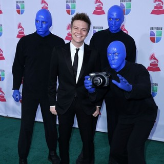 Michel Telo, Blue Man Group in 13th Annual Latin Grammy Awards - Arrivals