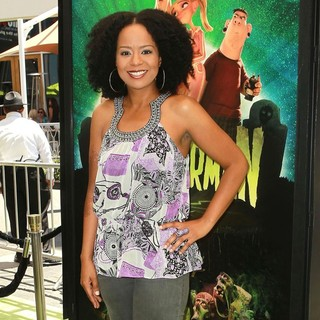 Tempestt Bledsoe in World Premiere of ParaNorman