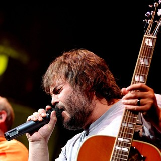 Jack Black in Tenacious D Perform Live at The House of Blues - tenacious-d-perform-live-at-the-house-of-blues-10