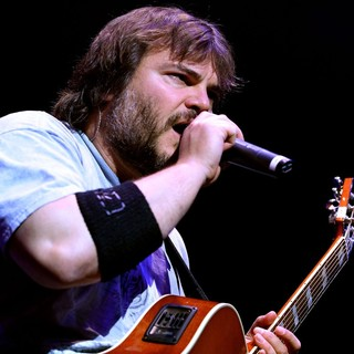 Jack Black in Tenacious D Perform Live at The House of Blues - tenacious-d-perform-live-at-the-house-of-blues-12